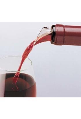 Arin Plastik Damlalık Şarap Dökücü Şişe Ucu Şarap Servis Aparatı