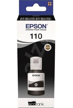 Epson 110 Mürekkep - Siyah
