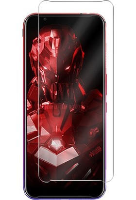 Microcase ZTE Nubia Red Magic 3/3S Tempered Glass Cam Koruma