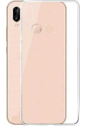 Teleplus Samsung Galaxy M10s Silikon Kılıf + Nano Ekran Koruyucu Şeffaf