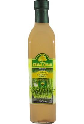 Kemal Çınar Katkısız Doğal Buğday Çimi Sirkesi 500 ml