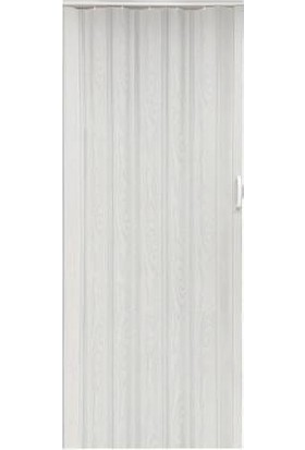 Erikmann Katlanır Akordiyon Pvc Kapı Tek Açılım Akçağaç 102 x 210 cm
