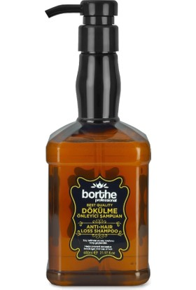 Borthe Profesyonel Dökülme Önleyici Şampuan 650 ml
