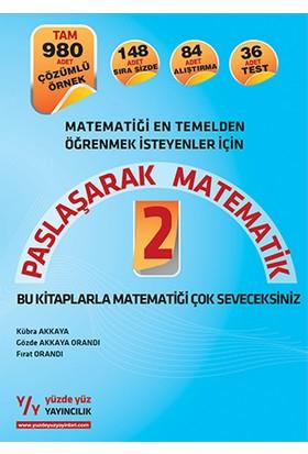 Yüzde Yüz Yayınları Paslaşarak Matematik 2