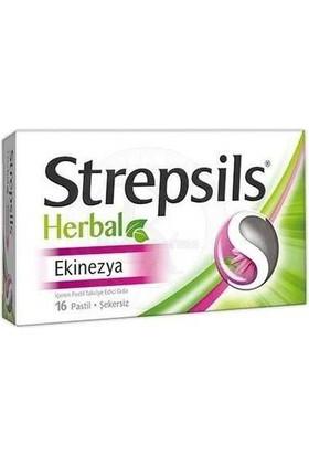 Strepsils Herbal Ekinezya Boğaz Pastili SKT:10/2021