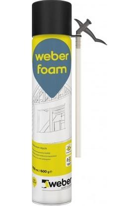 Weber Poliüretan Köpük 750 ml