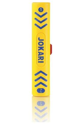 Jokari 30600 Koaksiyal Dış ve Iç Kılıf Soyma Aleti Ø 4,8 - 7,5 mm