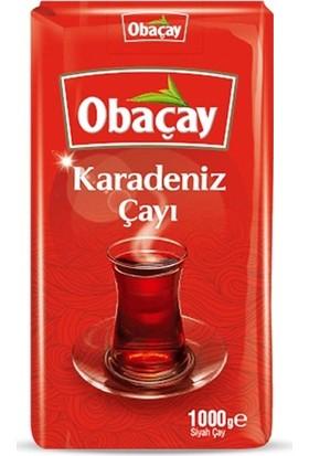 Obaçay Karadeniz Çayı 1 kg 6 Adet