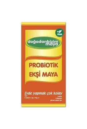 Doğadan Bizim Probiotik Ekşi Maya 1 Kutu