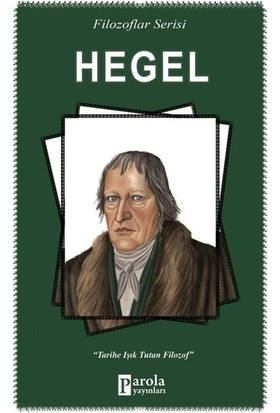 Hegel (Filozoflar Serisi) - Turan Tektaş