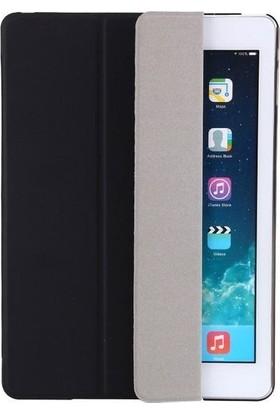 """Tbkcase Apple iPad Pro 10.2"""" Smart Cover Standlı Kapaklı Kılıf Siyah"""