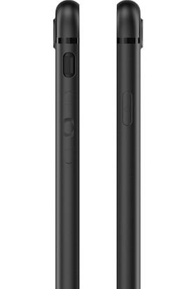 Microcase Oppo A5s Elektrocase Serisi Kamera Korumalı Silikon Kılıf - Siyah