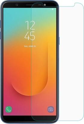Casestore Samsung Galaxy J8 Ekran Koruyucu Cam - Şeffaf