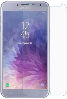 Casestore Samsung Galaxy J4 Ekran Koruyucu Cam - Şeffaf