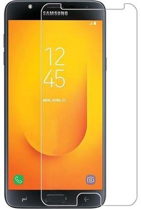 Casestore Samsung Galaxy J3 Pro Ekran Koruyucu Cam - Şeffaf
