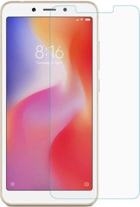 Casestore Xiaomi Redmi 6A Nano Ekran Koruyucu Cam - Şeffaf