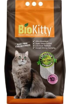 Biokitty Baby Powder 10 Lt İnce Taneli Kedi Kumu