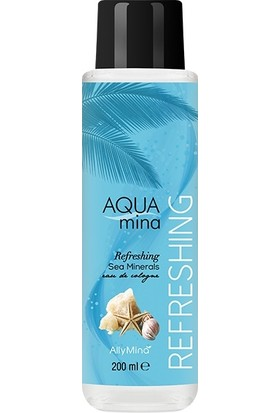 Allymina Aquamina Deniz Mineralli Kolonya 200 ml