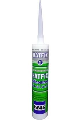 HATFIX Universal Silikon Şeffaf 280 gr