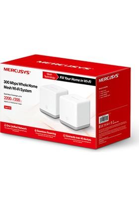 Mercusys Halo S3 300Mbps Tüm Evi Kapsayan WiFi Mesh Sistemi