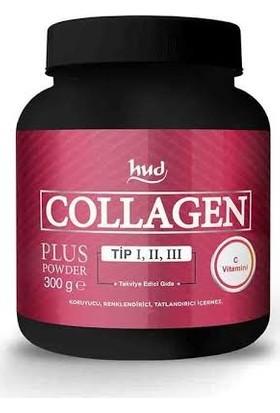 Hud Collagen Plus Toz Kolajen Powder- Hidrolize Kollajen Tip Kollajen Toz İçecek