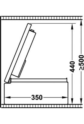 Hafele Unı - Dijital Elektronik Şifreli Çelik Kasa
