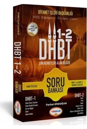 Yediiklim Yayınları 2020 DHBT Din Hizmetleri Alan Bİlgisi Soru Bankası