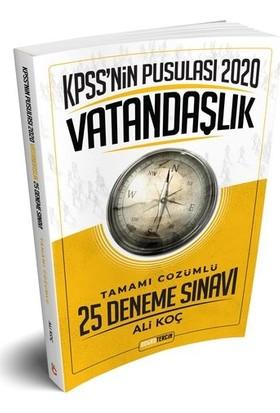 Doğru Tercih 2020 KPSS'nin Pusulası Vatandaşlık 25 Deneme