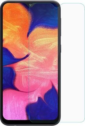 Ehr. Samsung Galaxy M10 Ekran Koruyucu Cam - Şeffaf