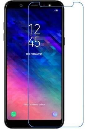Ehr. Samsung Galaxy A6 2018 Ekran Koruyucu Cam - Şeffaf