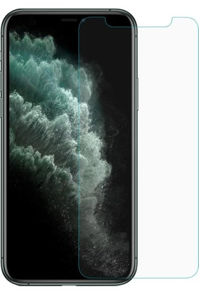 Ehr. Apple iPhone XS Ekran Koruyucu Cam - Şeffaf