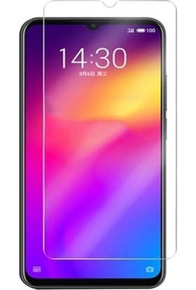Ehr. Meizu Note 9 Ekran Koruyucu Cam - Şeffaf