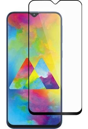 Ehr. Oppo Reno 2 5D Fiber Nano Ekran Koruyucu Cam - Siyah