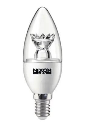 Nixon Led Ampul 6 W 470LM 2700K E14 Sarı Işık 10'lu