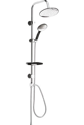 Lavella Robot Duş Seti 3 Fonksiyonlu Duş Takımı LVL037
