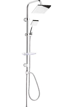 Lavella Robot Duş Seti 3 Fonksiyonlu Duş Takımı LVL016