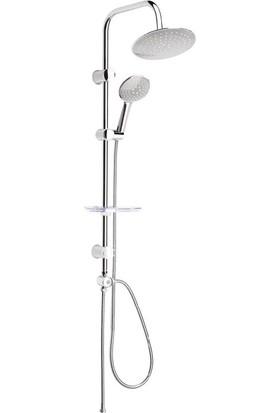Lavella Robot Duş Seti 3 Fonksiyonlu Duş Takımı LVL046