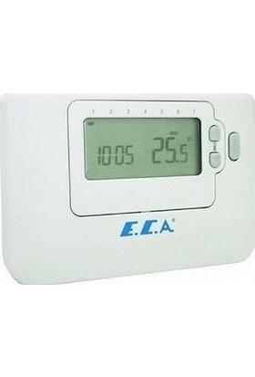 ECA CMT707 Kablolu Programlanabilir Oda Termostatı