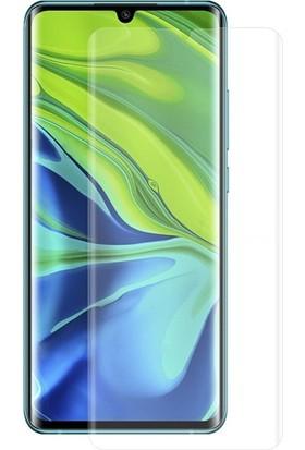 Ally Xiaomi Mi Note 10 3D Kavisli Full Ekran Koruyucu 2 Adet Set AL-31643