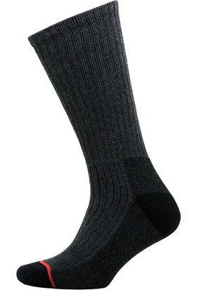 Hightex Trekking Outdoor Çorap Trekking Socks Füme
