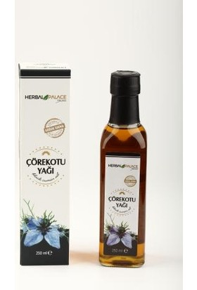 Herbal Palace Çörekotu Yağı Soğuk Press 250 ml