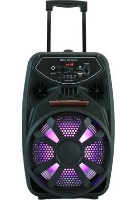 Loudspeaker PK 09L FM Destekli Bluetooth Toplantı Anfisi