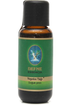 Nu-Ka Defne Essencia Organik Yoyoba (Jojoba) Yağı 30 ml