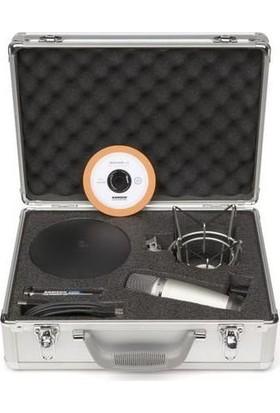 Samson C01U Pak USB Condenser Mikrofon Paketi