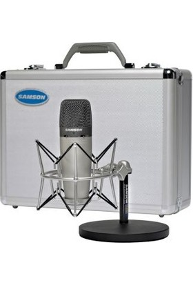 Samson C03U Pak USB Stüdyo Mikrofon Kayıt Seti