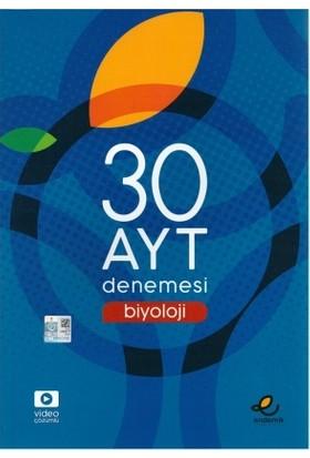 Endemik Yayınları AYT Biyoloji 30 Deneme