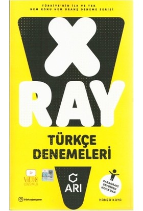 Arı Yayıncılık TYT Türkçe Deneme