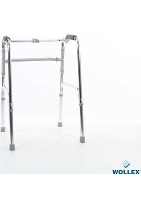 Wollex W-913 Alüminyum Hareketli Yürüteç