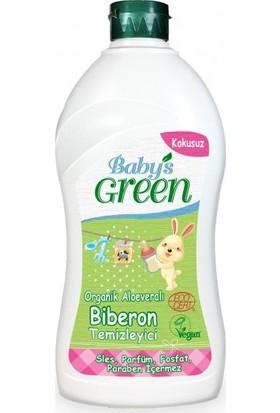 Mom's Green Baby's Green Organik Aloe Veralı Biberon Temizleyici - 500 ml