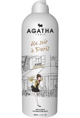 Agatha Un Soir A Paris Kadın Deodorant 200 ml